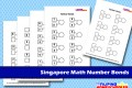 Singapore Math – Number Bonds Worksheets