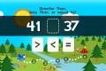 Animal Second Grade Math Games App Review