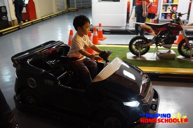 KidZania Manila City Driving