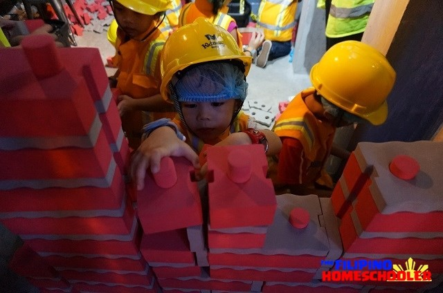 KidZania Manila Construction