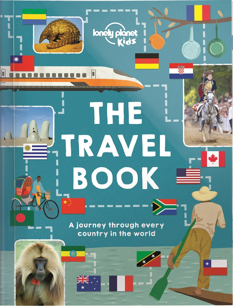 Lonely Planet Kids The Travel Book Review – The Filipino Homeschooler