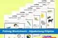 5 Free Patinig Worksheets (Set 1)