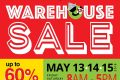 Adarna House Warehouse Sale