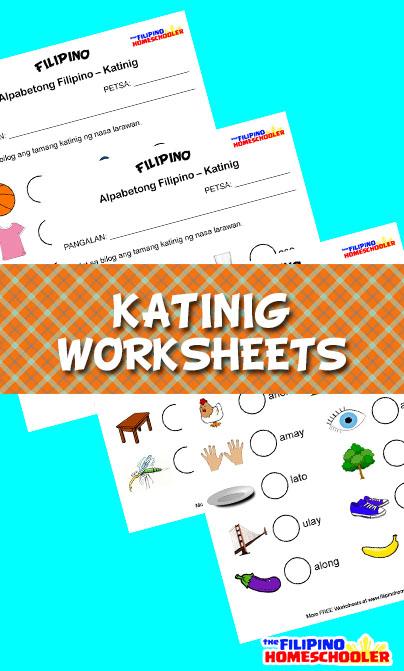 Alpabetong Filipino Worksheet For Grade 1 : Free katinig worksheets set 2 « the filipino homeschooler