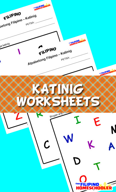 Alpabetong Filipino Worksheet For Grade 1 : 3 free katinig worksheets set 1 « the filipino homeschooler