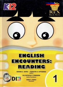 English Encounters Reading