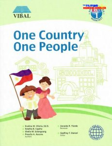 One Country One People