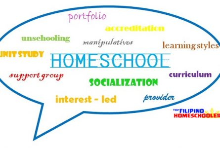 A Guide to Common Homeschooling Terms