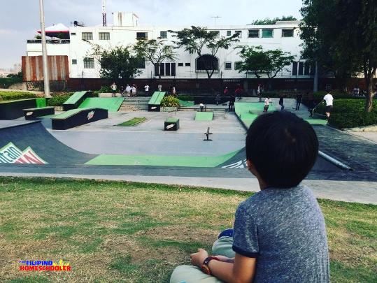 Circuit Makati Skateboard Park