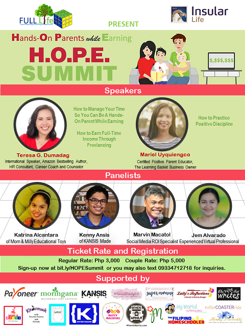 Official HOPE Summit Poster