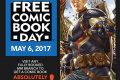 Fully Booked FREE Comic Book Day 2017