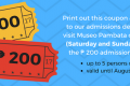 Discounted Admission Fee: Museo Pambata