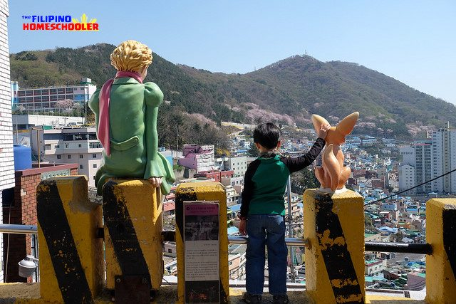 Places to Go in Busan Gamcheon Culture Village