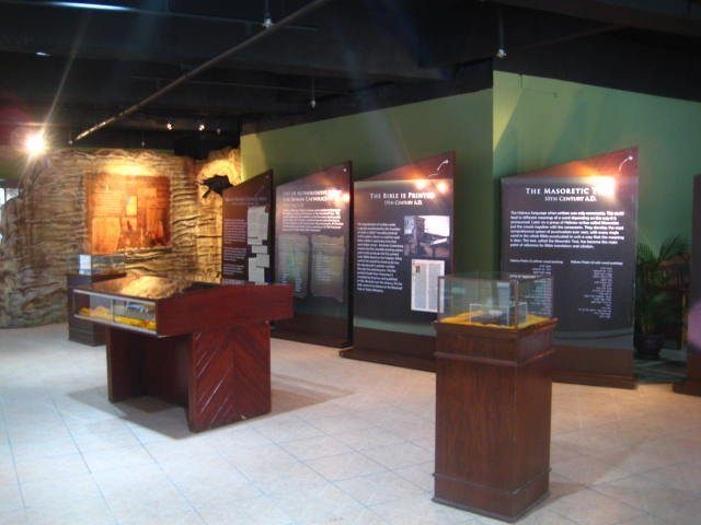 What's Inside Bible Museum