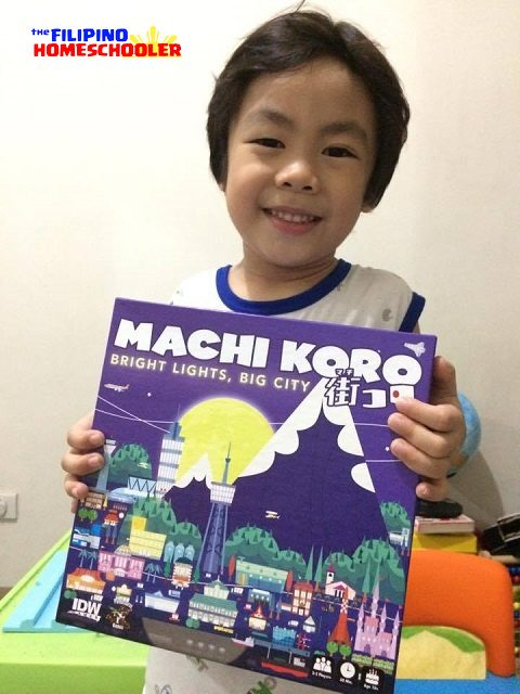 Machi Koro Bright Lights Card Game Review