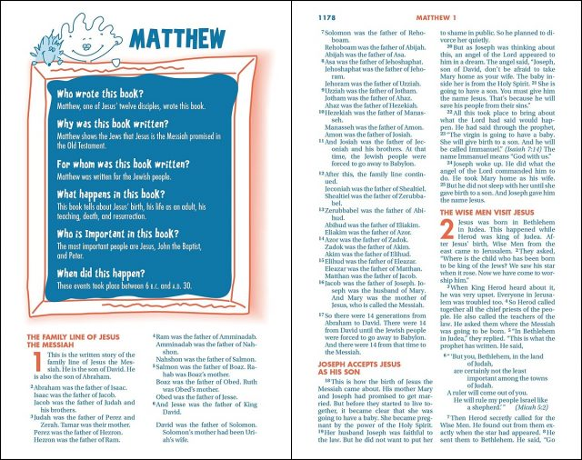 NIrV Bible Kids Quest Page 01