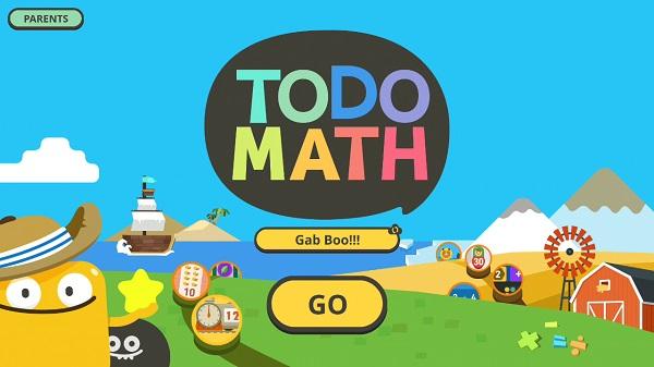 Todo Math Educational App Review