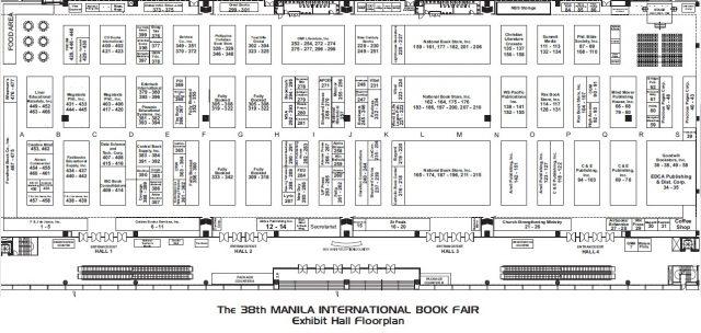 MIBF 2017 Floor Plan