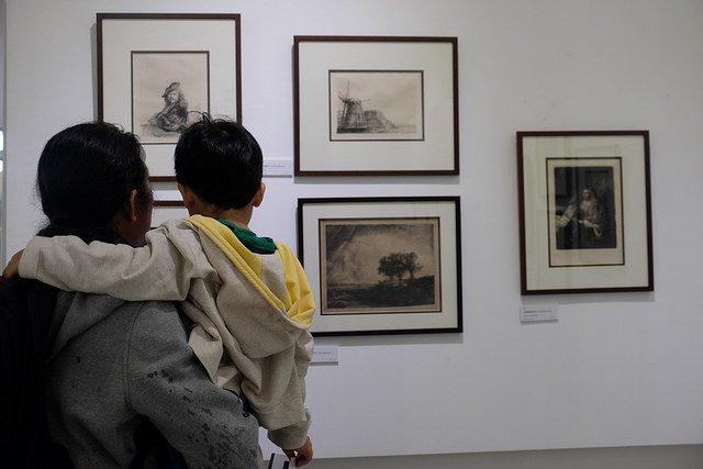 Art Appreciation in BenCab Museum