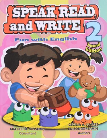 Speak Read and Write Grade 2