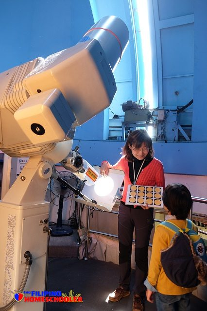 Taipei Astronomical Museum Observatory