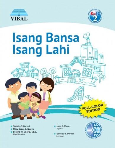 Isang Bansa Isang Lahi Grade 2