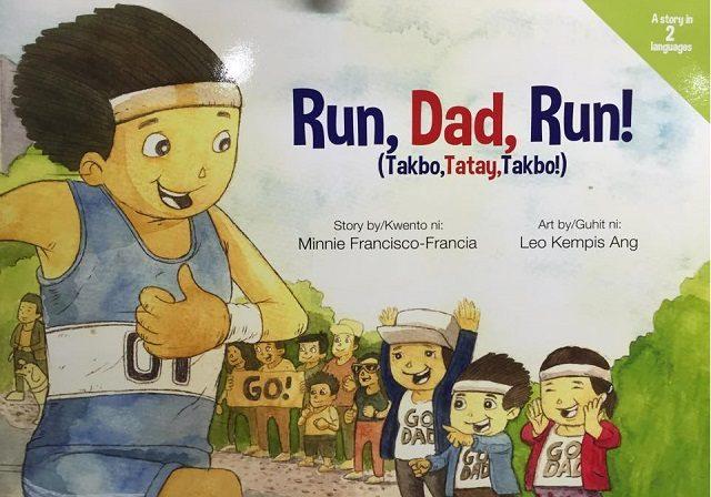 Run Dad Run Book Review