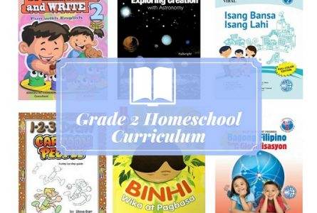 Textbooks for Grade 2 Homeschoolers