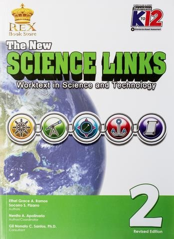 The New Science Links Grade 2