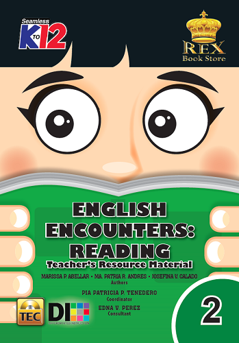 english encounters reading Grade 2