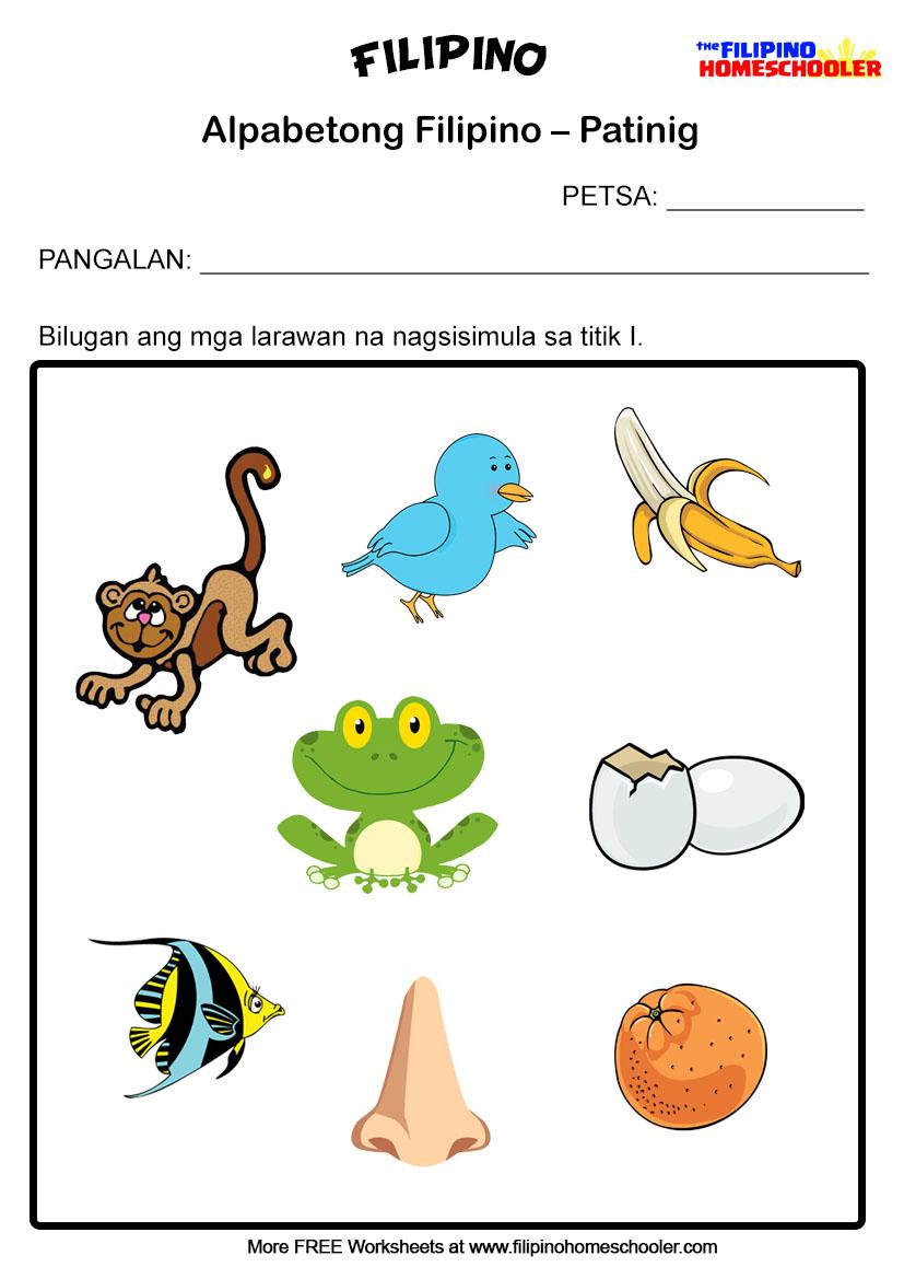 Grade 2 Pagbasa story